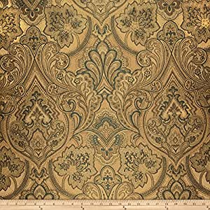 Amazon Com Eroica Hollyhock Damask Jacquard Antique
