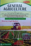 General Agriculture For I. C. A. R. Examinations (J. R. F., Ph. D, S. R. F. & A. R. S. ), 20th Edition