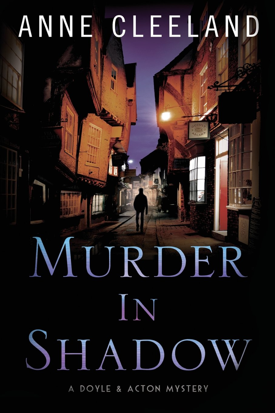Murder in Shadow (The  Doyle and Acton Murder Series) (Volume 6) ebook