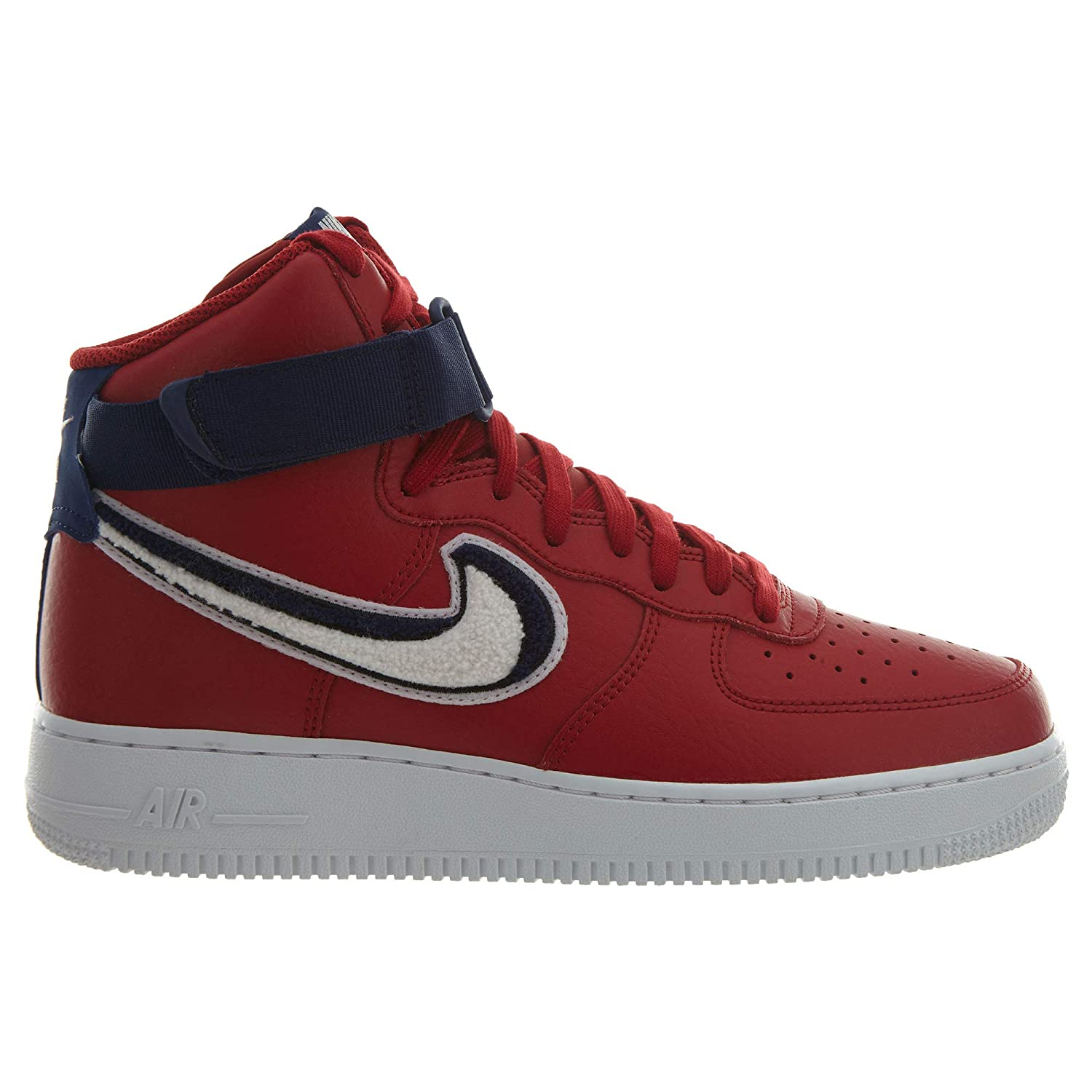 online store e4771 8738a Amazon.com   Nike Air Force 1 High 07 Lv8 Mens 806403-603 Size 14    Basketball