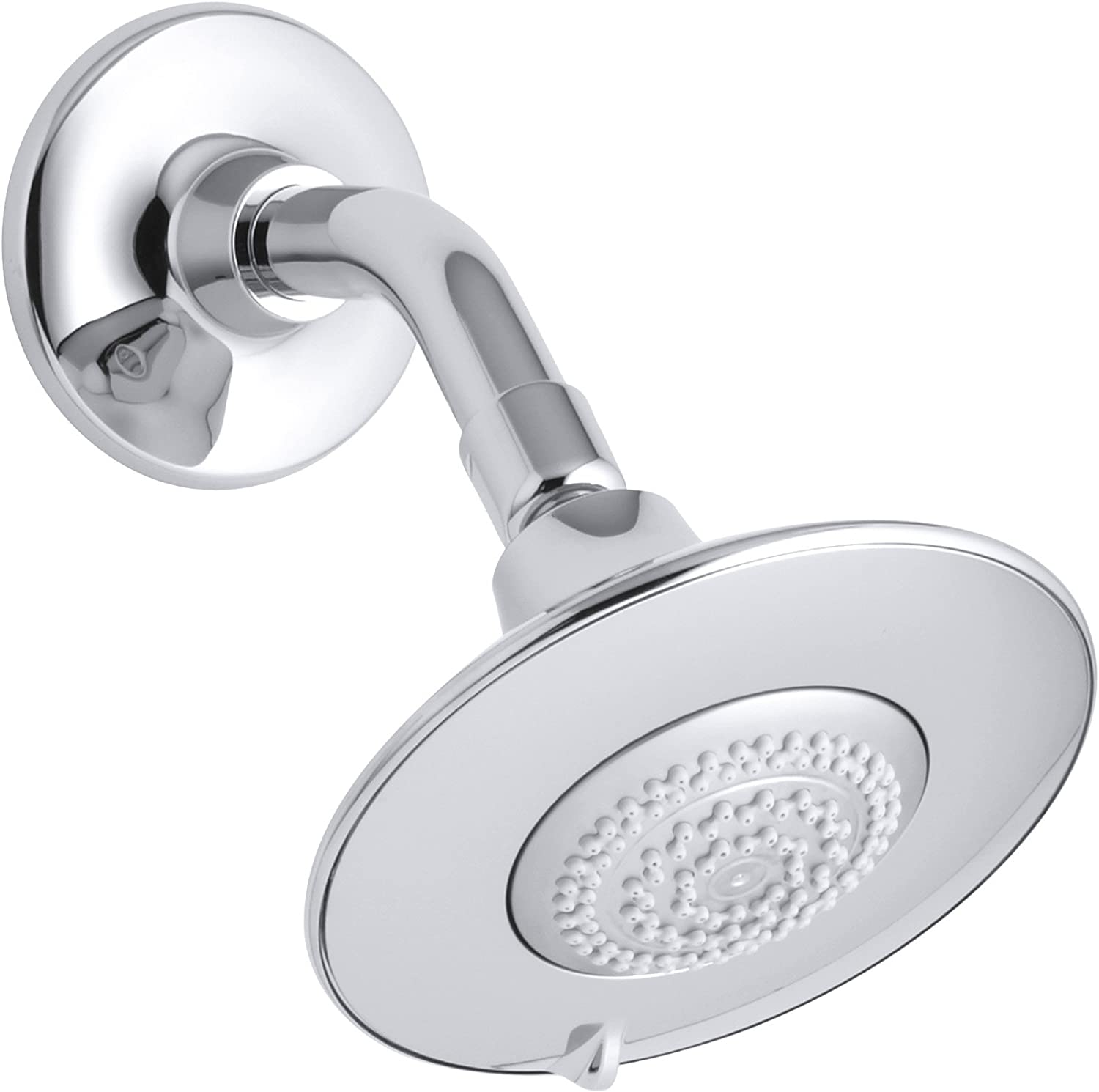 Kohler K-45125-CP Alteo Multifunction Showerhead, 1, Polished Chrome