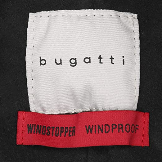BUGATTI Windstopper Earflaps Cappello di Tessuto Outdoor da Pioggia