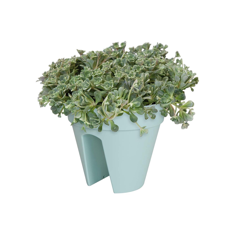 elho Loft Urban Flower Bridge Vaso da Balcone Mint 29x29x26 cm