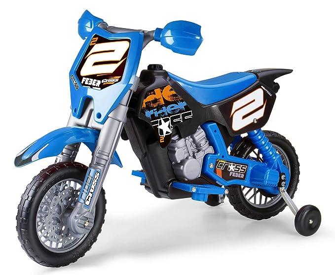 Feber 800012224 Rider Cross - Moto eléctrica, Multicolor ...