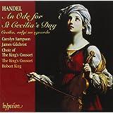 Haendel : Une Ode pour la Fête de Sainte-Cécile