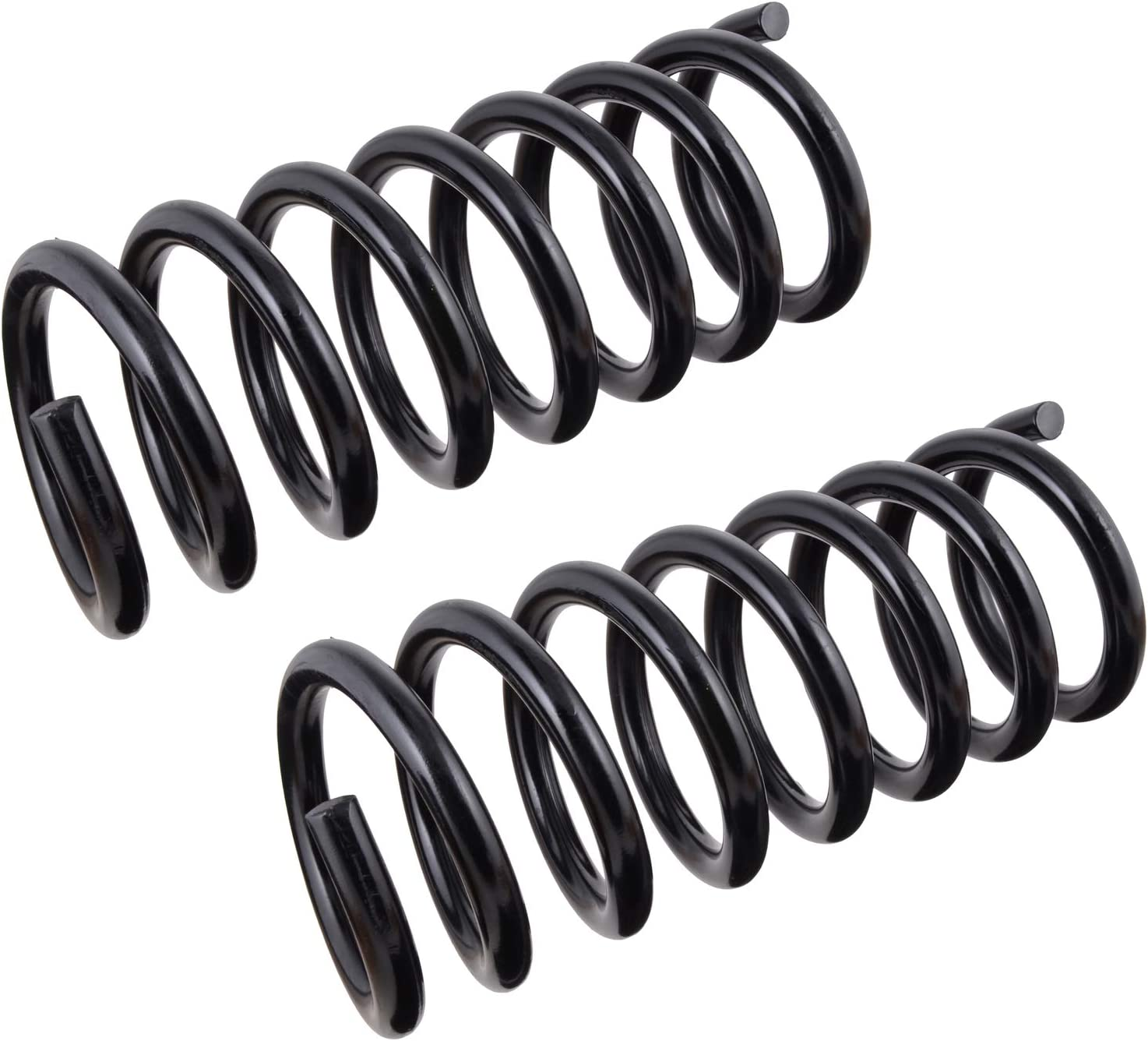 2 Pack TRW Automotive JCS1548T Coil Spring Set