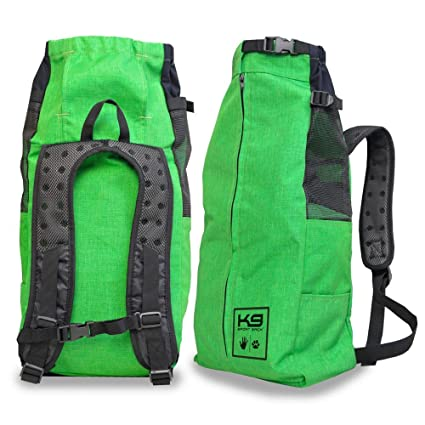8d7338a13cd7 K9 Sport Sack AIR | Pet Carrier Backpack For Small and Medium Dogs | Front  Facing Adjustable Pack | Veterinarian Approved Safe Bag For Travel To Carry  ...