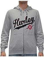 Hurley Mens Warm Surf & Skate Zip-Up Hoodie / Jacket