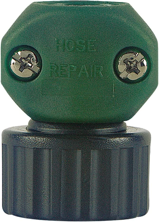 "Melnor Female Hose Repair; Fits 3/8"" or 1/2"" Hoses"