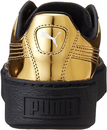 Puma Basket Platform Core, Zapatillas para Mujer