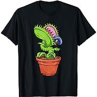 Trampa para moscas Venus Planta carnívora Jarra de agua Camiseta