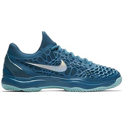 Nike Chaussures De Tennis 3 Homme Air Zoom Cage 3 Tennis Hc Rafa 918193 300 4e1c4c