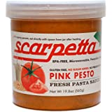 Scarpetta Pink Pesto, 19.8-Ounce Jar (Pack of 4)