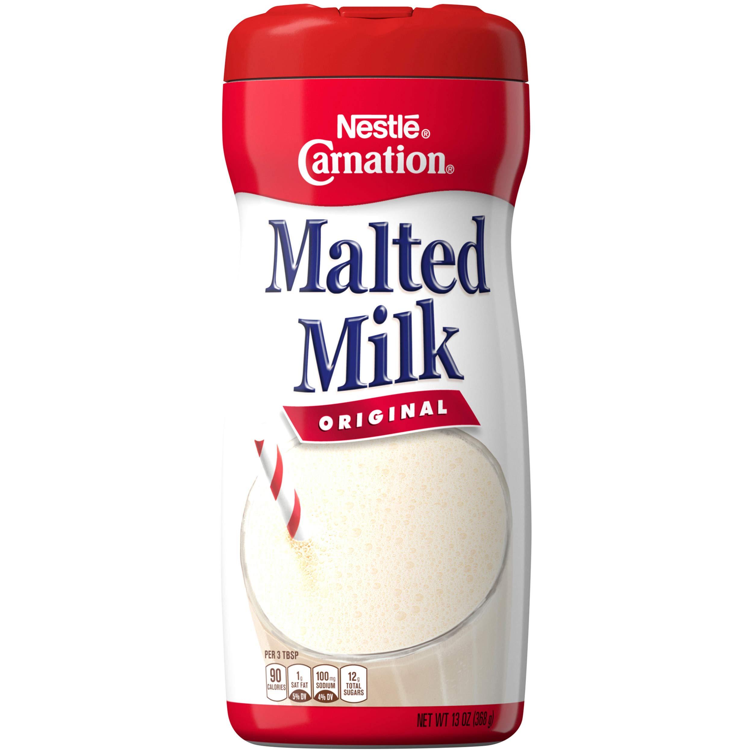 CARNATION Original Malted Milk Mix 13 oz. Canister