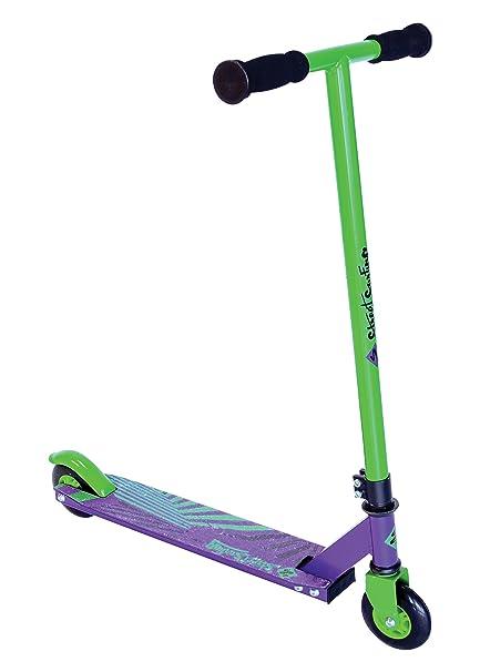 Amazon.com: Street Surfing Trickster Scooter (púrpura/verde ...