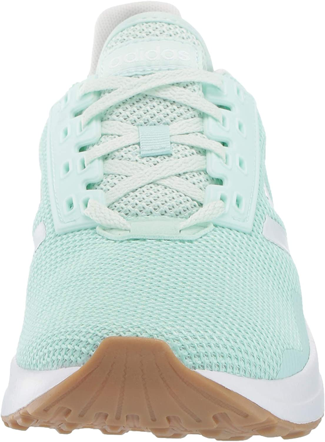 adidas Womens Duramo 9 Running Shoe Clear Mint/White/Ice Mint