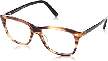 Valentino V 2632 Eyeglasses 236 Striped Brown