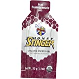 Honey Stinger Organic Energy Gel, Acai and Pomegranate, 1.1 Ounce (Pack of 24)