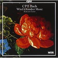 Bach Cpe: Musica Da Camera Per Fiati