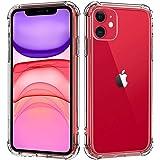 """Capa Protetora Para iPhone 11 Tela 6.1"""" Polegadas Capinha Case Transparente Air Anti Impacto Proteção De Silicone Flexível -"""