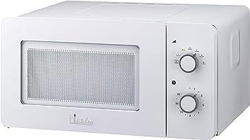 bkitchen mini 150 blanco microondas 600W, 15l, mesa giratoria de ...