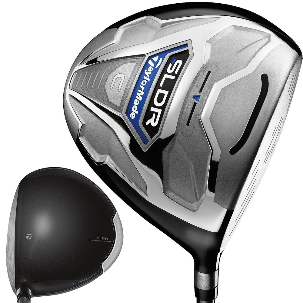 TaylorMade Golf SLDR C Series Driver LH