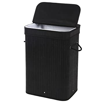 round plastic laundry basket with lid wicker ikea black hamper bamboo folding dirty clothes handles removable liner rectangul