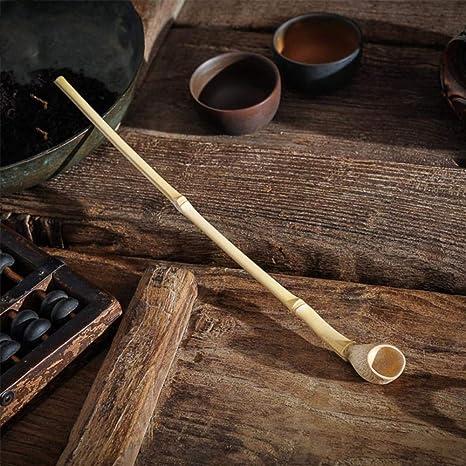 Wooden Tea Sugar Spoon Scoop Shovel Matcha Powder Ceremony Kitchen Accessories