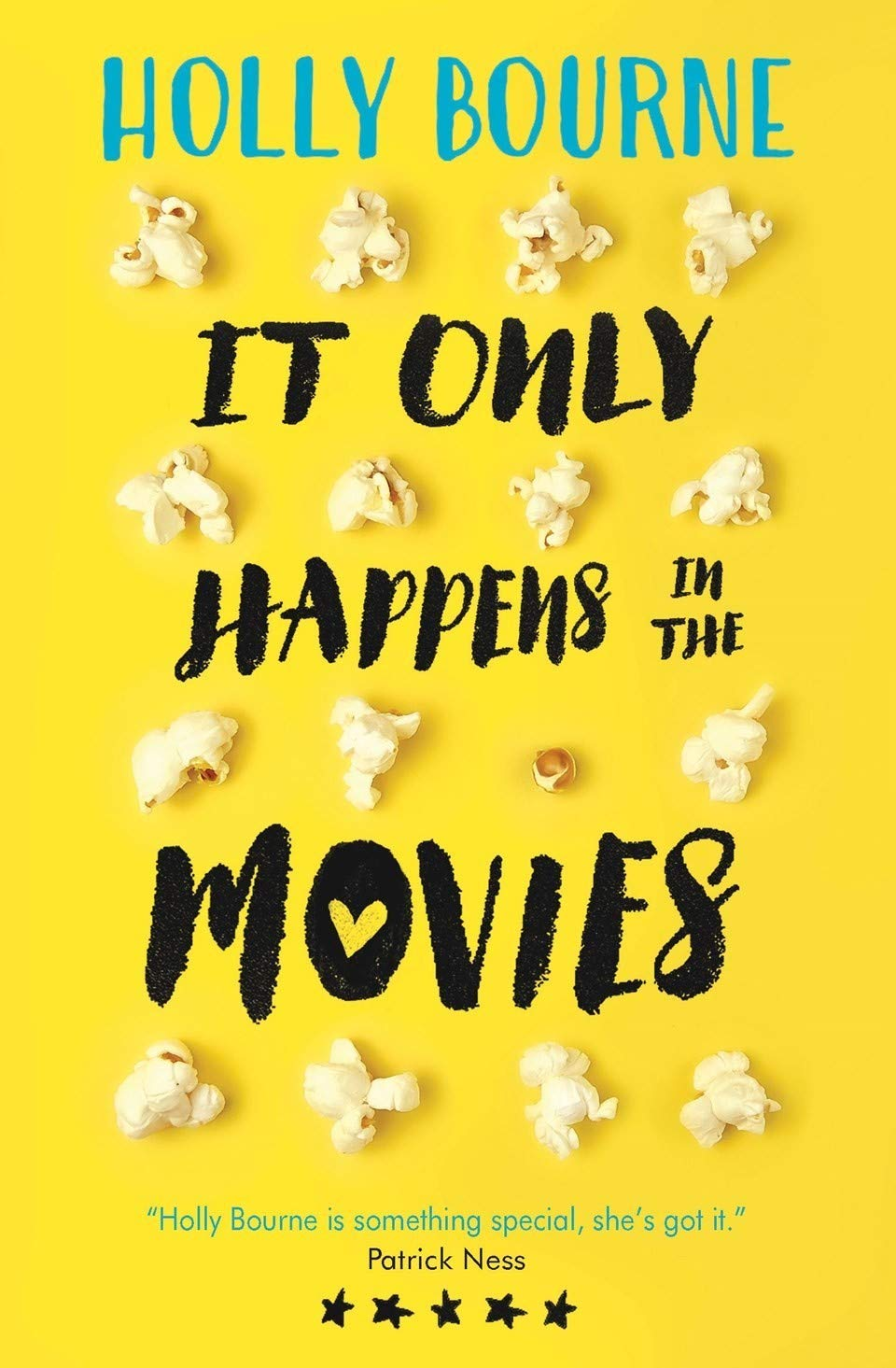 It Only Happens in the Movies: Amazon.co.uk: Holly Bourne: 9781474921329:  Books