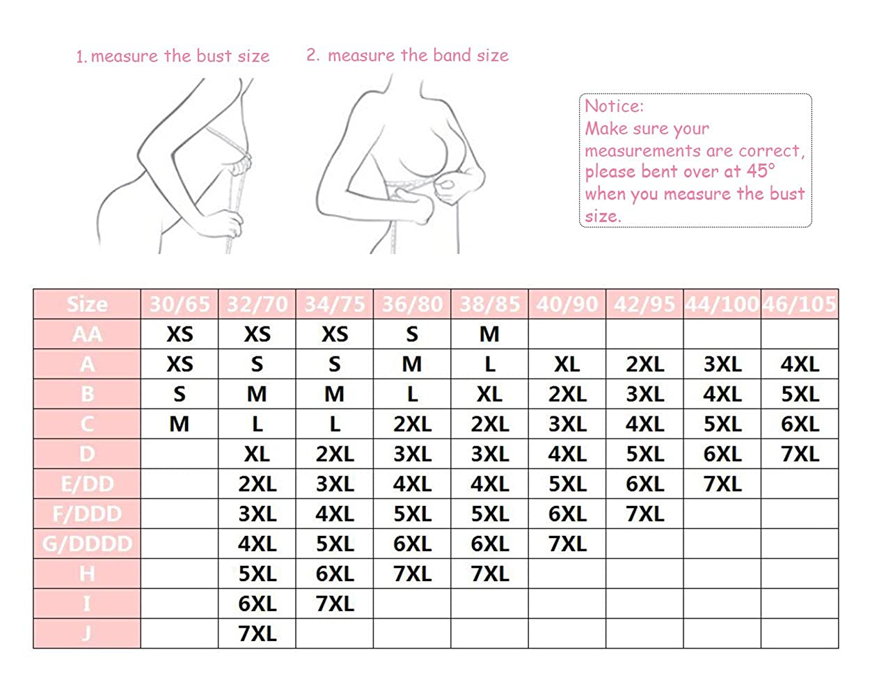 fc394db730 Plus Size DD E F G H I J Adhesive Backless Strapless Sticky Bra with  Drawstring 2 Pack at Amazon Women s Clothing store