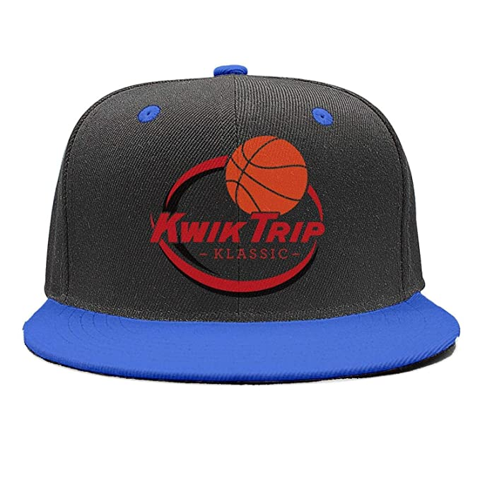 HF12GHFHI Blue Cap Fashion Kwik-Trip-Klassic-Logo- 100