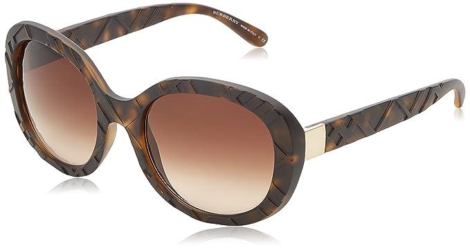 Burberry BE4202Q, gafas de sol para Hombre, Marrón (Dark ...