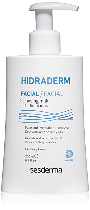 Sesderma Hidraderm Cleansing Lotion, 6.8 Fl Oz