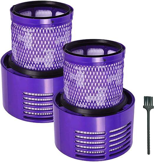 ZCOINS - Filtro lavable de repuesto compatible con aspiradora ...