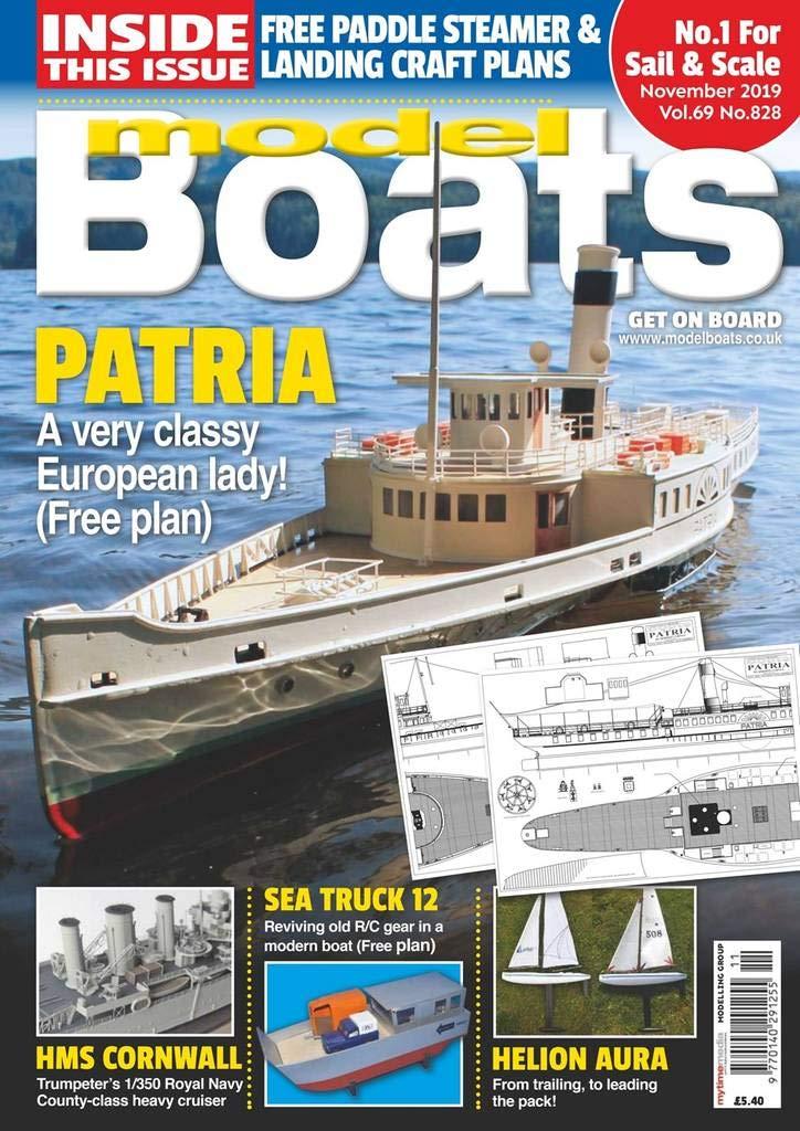 Model Boats by Mytimemedia Ltd