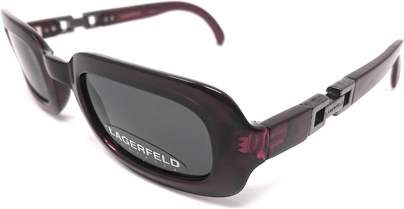 174390f9414d Karl Lagerfeld Women s Sunglasses Red red  Amazon.co.uk  Clothing