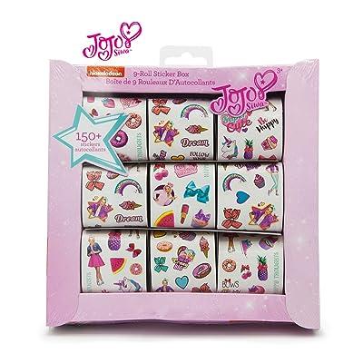 UPD JoJo Masks 9 Roll Sticker Box: Toys & Games