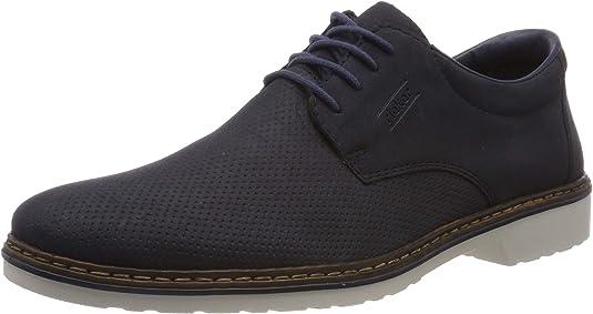 Rieker 16534-14, Zapatos de Cordones Derby para Hombre