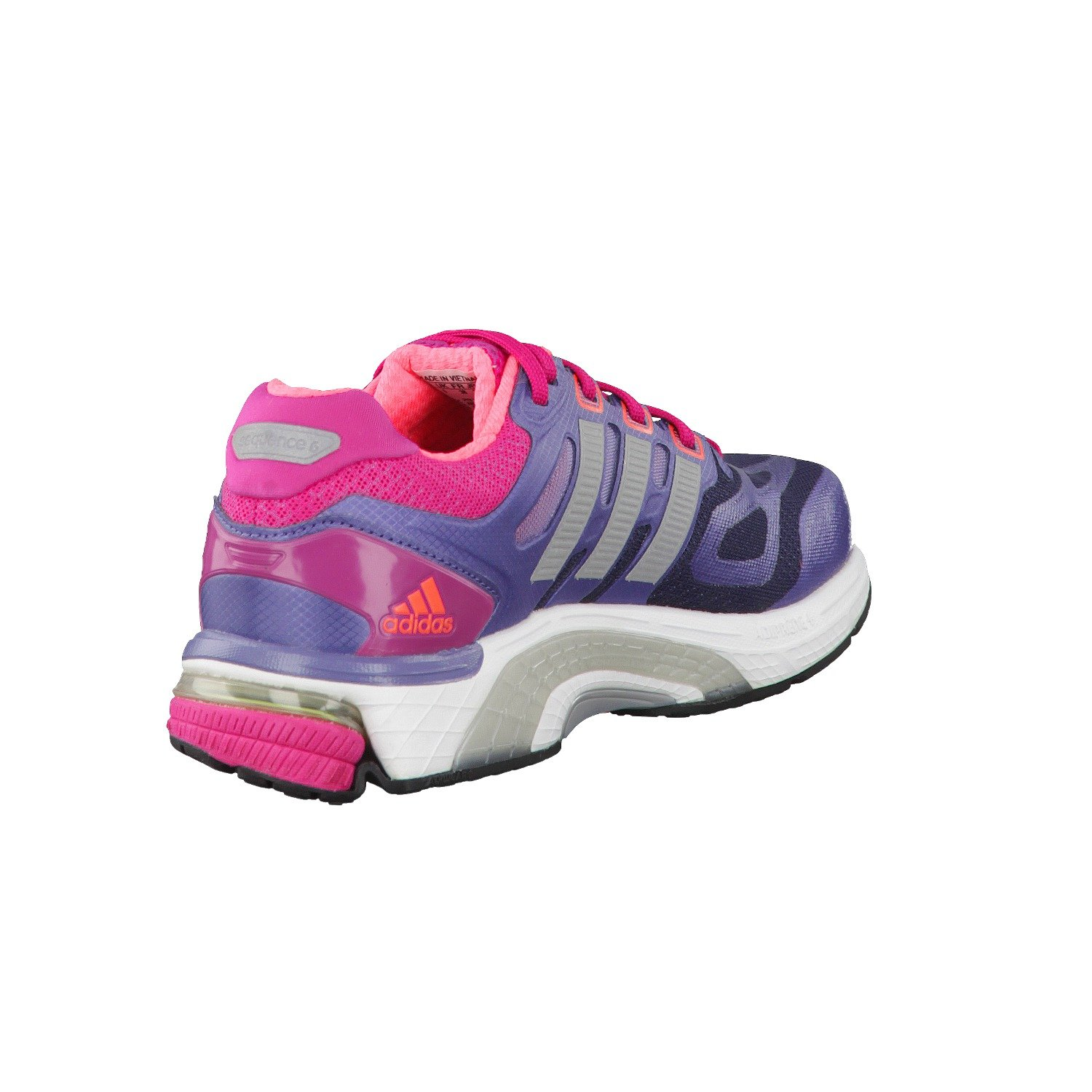 307bd8d2c adidas Women s Supernova Sequence 6 W Textile Running Shoes  Amazon.co.uk   Shoes   Bags