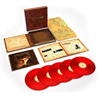 THE LORD OF THE RINGS: THE FELLOWSHIP OF THE RING - THE COMPLETE RECORDINGS (RED VINYL)