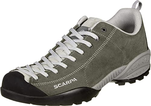 Scarp Mens Approach Suede Lace Up Hiking Shoes Walking Trainers