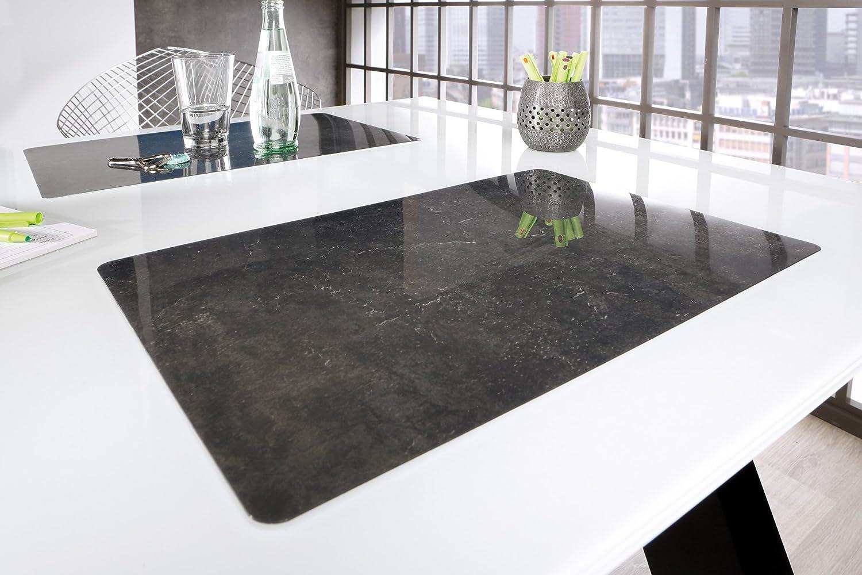 Tischset Platzset Carrara, Naturstein Optik, abwischbar, Motiv ...