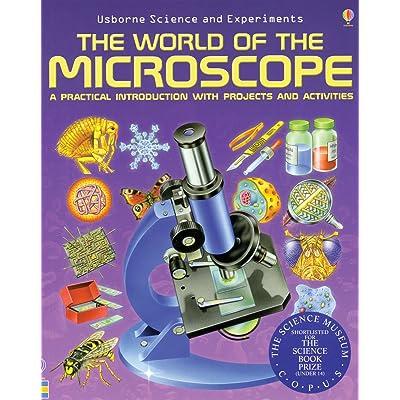 "Celestron 44402 ""The World of Microscope"" Book: Camera & Photo"