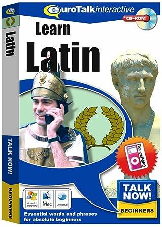 Learn Latin Software