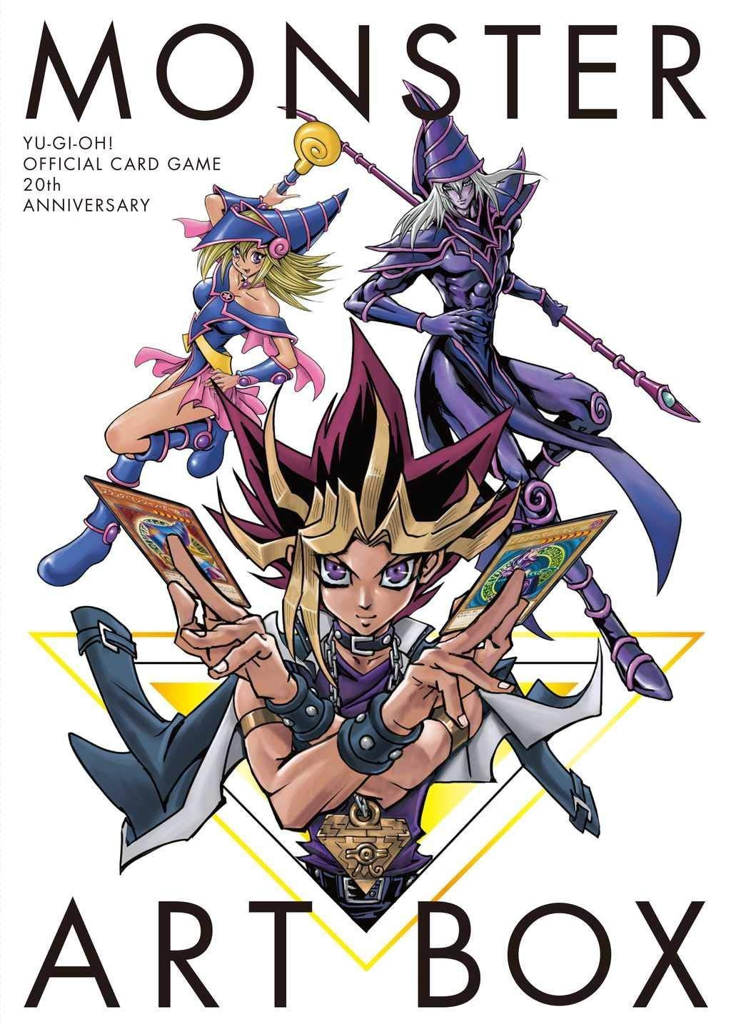 YU-GI-OH! Official Card Game 3th ANNIVERSARY MONSTER ART BOX