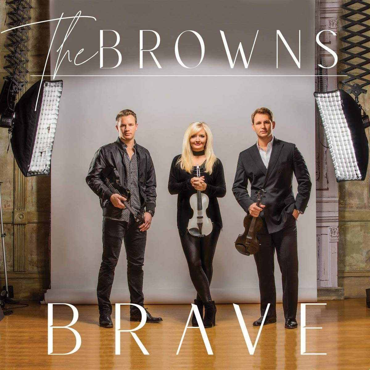 The Browns - Brave - Amazon.com Music