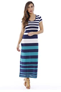 1b48ba18c0a8 Just Love Racerback Maxi Dress/Summer Dresses for Juniors at Amazon ...