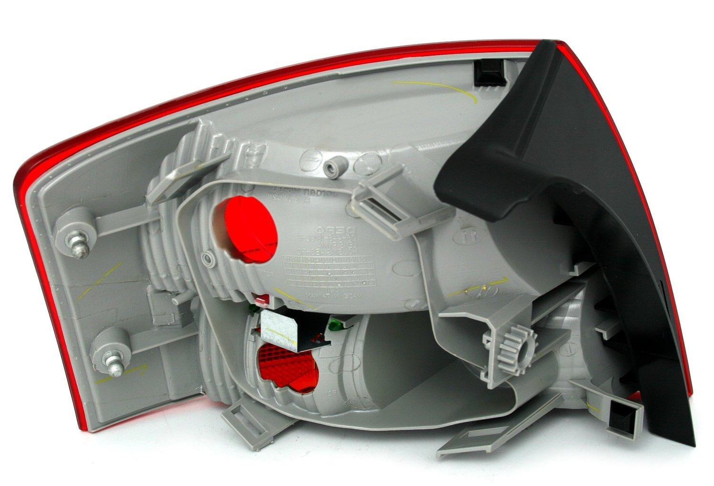 Audi originales a4 8e b7 avant portador lámparas faro trasero trasera derecha 8e9945258b