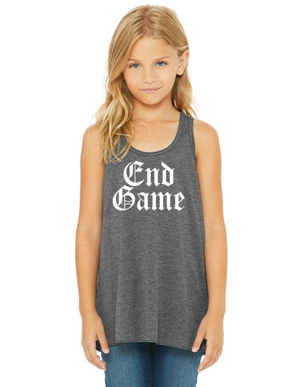 End Game Girls Tank Top by LivingTees (Image #2)