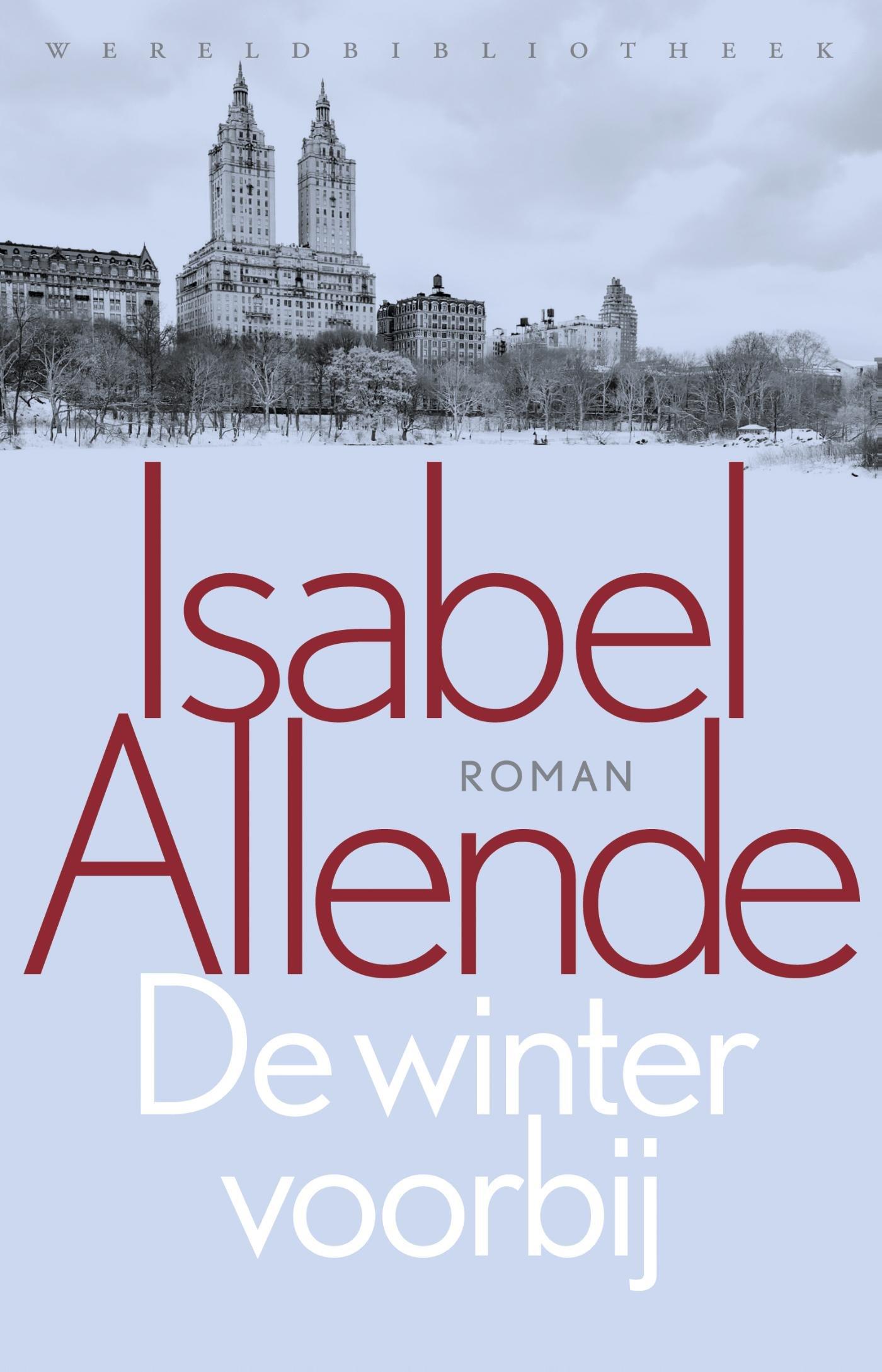 De winter voorbij: Amazon.es: Isabel Allende, Rikkie ...